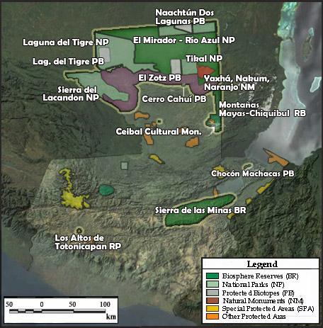 AREAS PROTEGIDAS DE GUATEMALA EPUB
